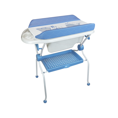 Extendable Baby Bath + Willy Whale Changer