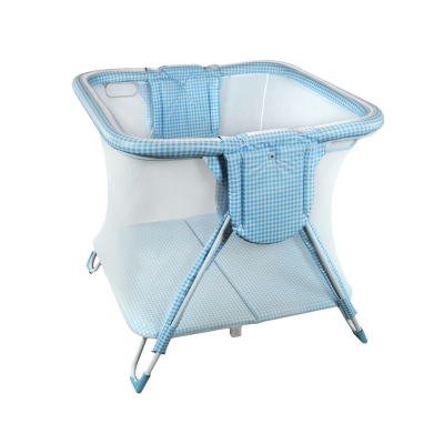 Vichy Square American Playpen