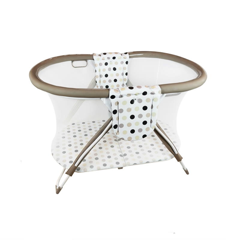 Dots Curved American Playpen