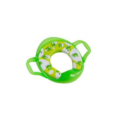 Reductor WC con asas Verde
