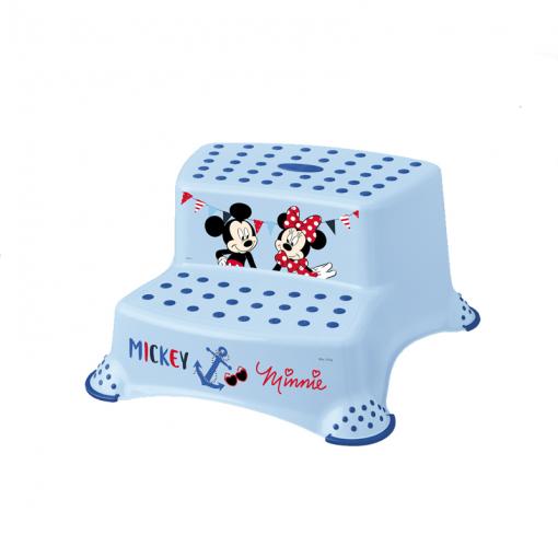 Mickey Double Step Stool