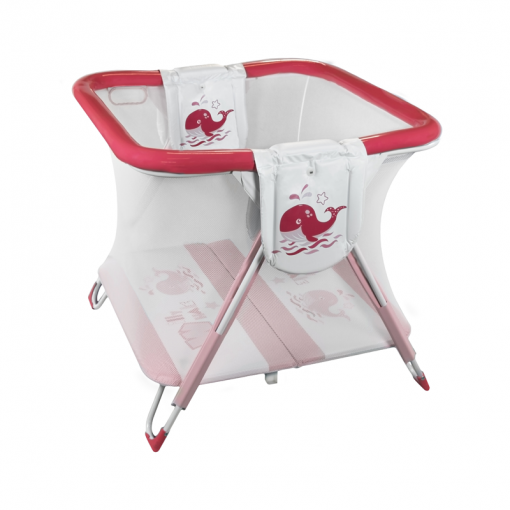 Willy Whale Square American Playpen