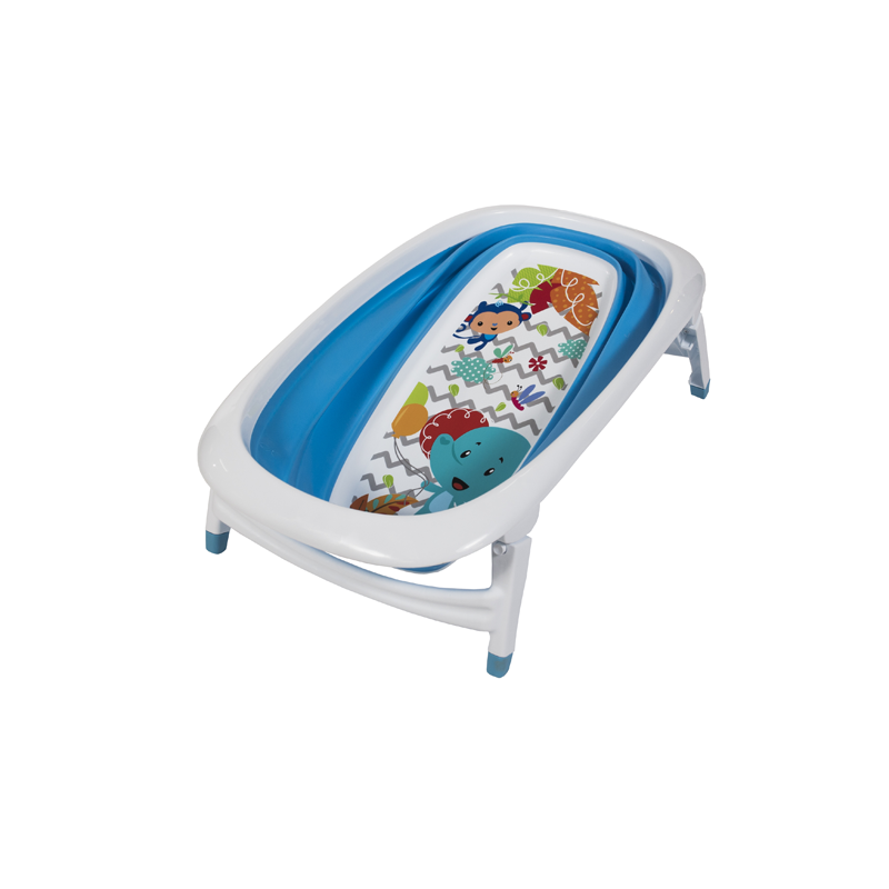 Folding Baby Bath Jungle
