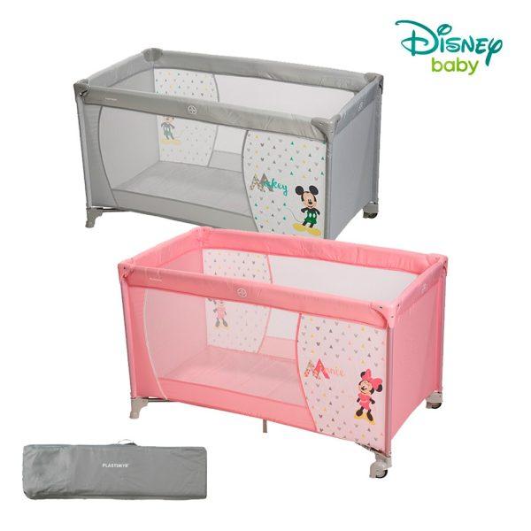 Travel  Baby Crib Geo Disney Baby
